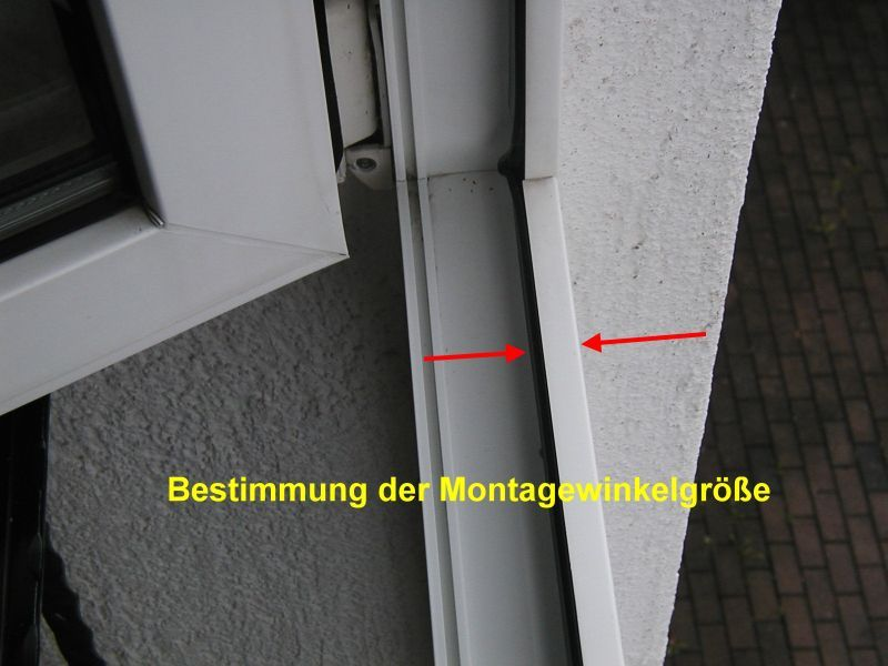 Ordentlich Fliegengitter-Fenster 100x100 cm in Rahmenfarbe weiss | eBay KF95